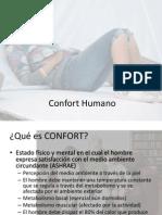S.09 Confort Humano