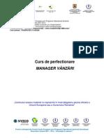 Suport Curs Manager Vanzari