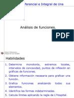 5.2 Analisis de Funciones