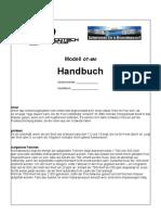 Modell OT-480 Handbuch_Info