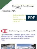 Presentacion Plan de Ventas Cesar Iglesias