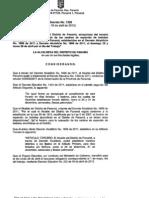 Decreto 1 Mayo
