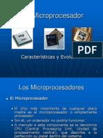 Cap 4 Estructura Del Microprocesador