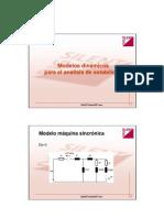 Modelos Dinamicos Para Estabilidad