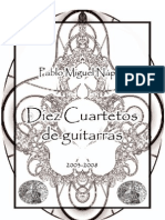 Cuarteto de Guitarra