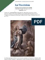 PORTALE DI MARIOLOGIA - La Mariologia di Giovanni Duns Scoto (†1308)