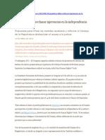 Human Rights Watch - Reforma Judicial Argentina