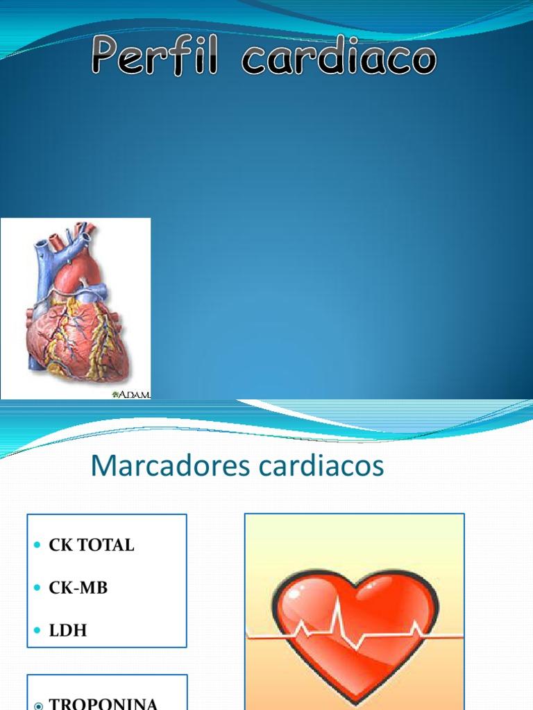 enzimas cardiacas ck y cpk