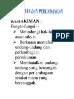 KEHAKIMAN