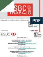Beneficios Techint HSBC