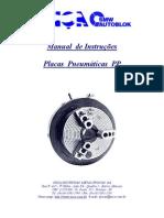 Manual de placa pneumatica para cnc marca onça