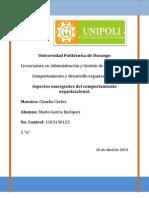 aspectos emergentes de comportamiento organizacional.docx