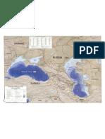 Oil Fields of Kaspiy