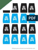 Imprimibles Fiesta Pirata 1