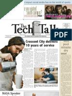 The Tech Talk 5.2.13