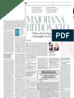 Majorana Ritrovato