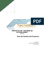Plan de Gestión del Proyecto- SISCOT-v1