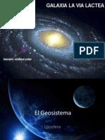El Geosistema Litosfera