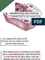 2 Membranas biológicas y transporte de solutos 11