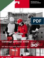 Catalogo Hilt i 2009
