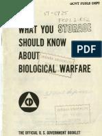 Biological Warfare Guide (1951)