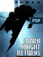 DC Comics - Batman - The Dark Knight Returns (All 4 Books)