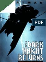 DC Comics - Batman - The Dark Knight Returns (All 4 Books)