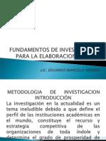 Diapositivas Taller Met Investigacion