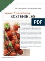 Biopeliculas a Partir de Proteinas Lacticas