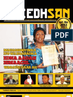 Weedhsan Issue 10 April-May 2013