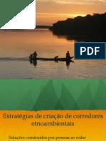 Estrategias para corredores etnoambientales