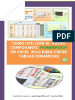 Manual de PowerPivot