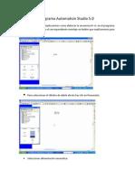 PLC's Automation Studio