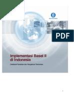 Implementasi Basel II DiIndonesia