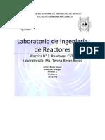 Reactores CSTR