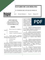 Iniciativa de reforma al Código Civil Morelos
