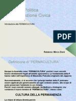 Introduzione Alla Permacultura