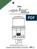 Aqua Pour Deluxe (EN/FR)