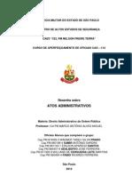 Artigo - Ato Administrativo - Ler Sublinhar e Arquivar