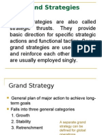 Mod 6 Grand Strategies