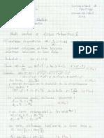 Pauta Control 1 - Tópicos Matemáticos II (2013)