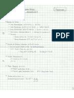 Resumen PEP 1 - Tópicos de Matemáticas II