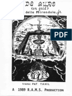DE AURO (Alchemy)