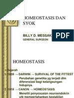 Homeostasis Dan Syok