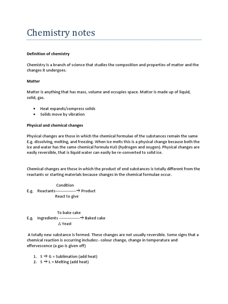 chemistry notes by dinki daarliing | chemical elements | chemical