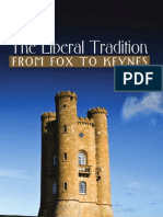 Alan Bullock; Maurice Shock (Ed.) - The Liberal Tradition From Fox to Keynes