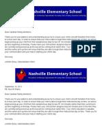 Bus 95311 Parent Letter