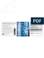 CalDenx - US (Supplement Facts / Datos de Suplemento)