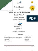 SCSSV Full Report