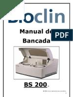 BS 200 Manual de Bancada